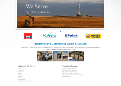 Screenshot_2020-01-28 Industrial and Commercial Sales Service - Cay Power Products