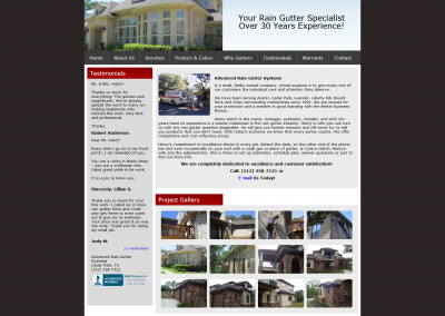 Screenshot_2020-01-28 Seamless Rain Gutters Austin - Advanced Rain Gutter Systems Serving Austin, Cedar Park, Leander, Libe[...]