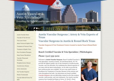 austin-vein-website