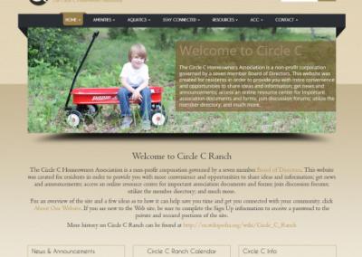 Homeowner Association Website Designers