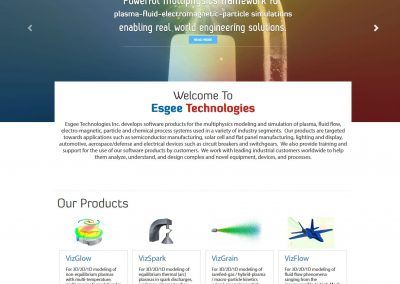 Custom Technology Website - Responsive by Austin Web Design