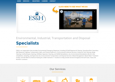 esh-website