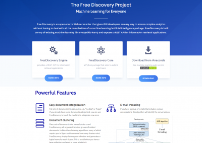 free-discovery-website