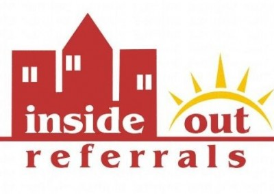 referrals logo design