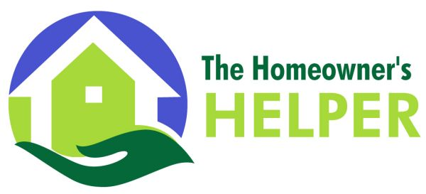 home helper logo design