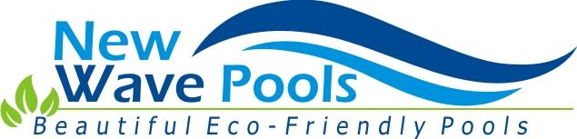pool builder logo design